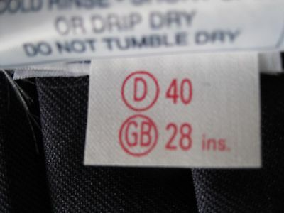 "Girls/Ladies NAVY BLUE Polyester School Gym Kilt/Skirt W27-30"" 13-18 yrs- NEW! 10"