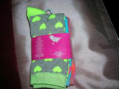 5 Pairs Socks for Girl EU 26/30 2