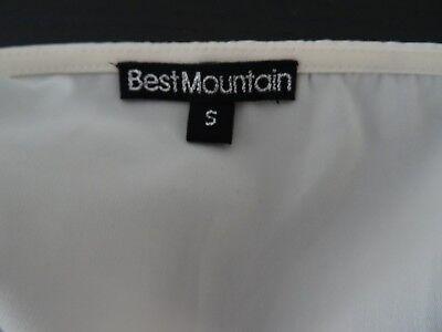 5 sur 6 Robe blanche Best Mountain taille S neuve 75aa35fa8adb