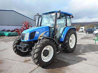 NEW HOLLAND T5040-T5050-T5060-T5070 Tractors - Workshop/Repair Manual