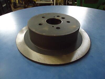 "Toyota Highlander New Oem Rotor,  Break Rotary #279, 12 1/6"" Diameter 3"