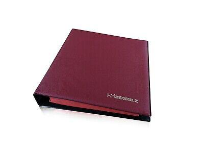 Coin Album Collection Holder Folder SCHULZ Binder 50p £1 £2 Storage Book 200H 9