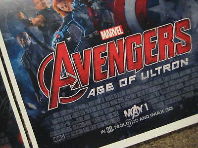 "Avengers -  (11"" x 17"") Movie Collector's Poster Prints (Set of 3) 5"