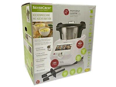 Monsieur Cuisine Connecteur Cuiseur Multi Bouillir Mixeur WLAN Robot de SKMC1200 7