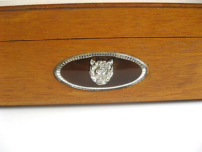 JB00002916 Large /'Red Panda/' Jewellery Trinket Box