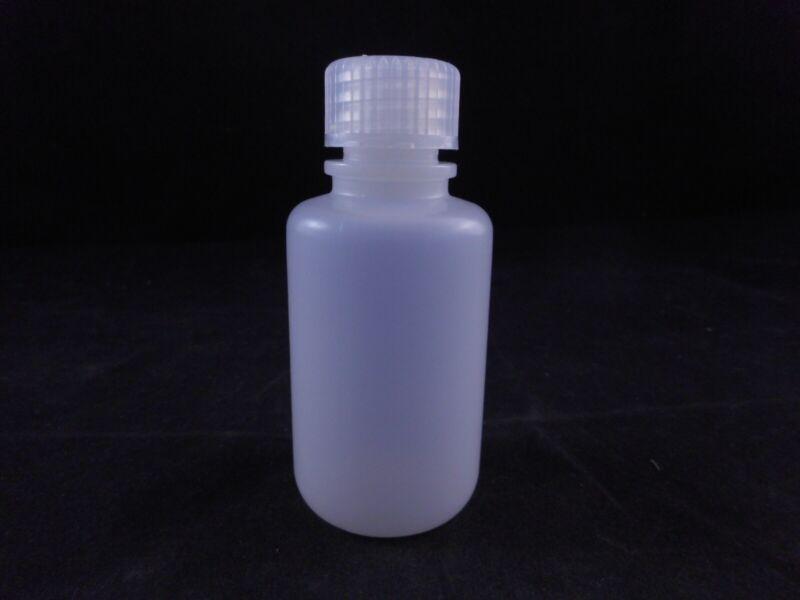 NALGENE Plastic 60mL Narrow Mouth Polypropylene Bottle Screw Cap 2099-0002 12/PK 2