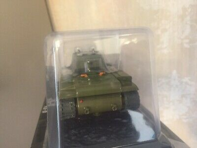 1//43 Object-704 Russian tank MODIMIO COLLECTIONS # 11