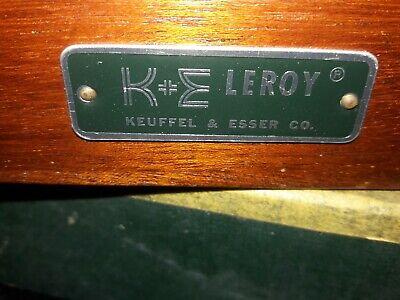 Vintage Keuffel & Esser Company Leroy Lettering Set 3