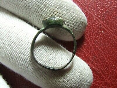 Antique Ancient bronze Ring to identify 2