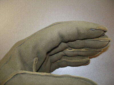 fabrikneu 8; 8,5; 9; 9,5; 10 Gr Handschuhe WW2 Original Wehrmacht WW II