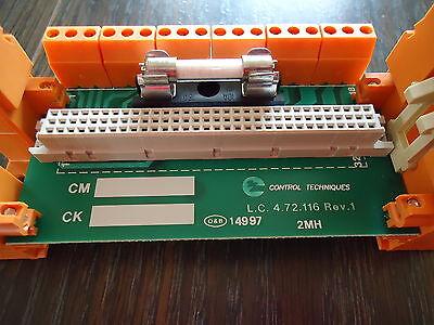 New Marsilli & Co. Control Tech. 471207, 80551183 Drive Board(Sprel #2Mh)Germany 2