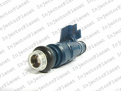 Set of 4 Bosch 0280156162 fuel injector 2005-2008 Mercury Mariner 3M6G-BA