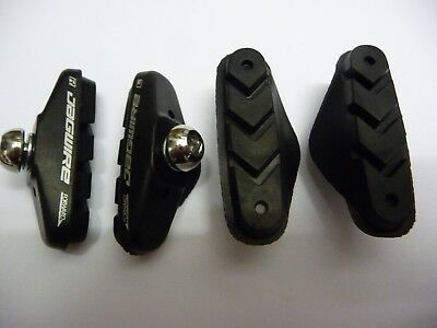 JAGWIRE  Road Bike Sports Cycle Brake Caliper Shoe Pads Blocks Set of 4