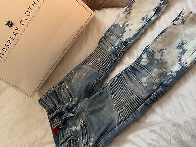 Designer jeans size age 4 years boy hunior 2