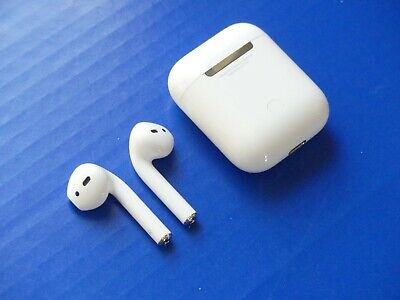 Authentic Apple AirPods 2nd Generation Left, Right, or Charging Case Replacement 5