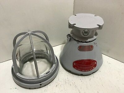 Appleton Electric globe for haz location//explosion proof fixtures AAGLA2B0R