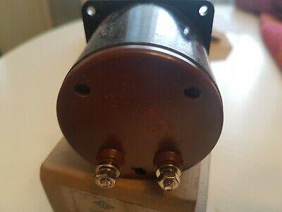 Frequency meter V80 220V Measuring range 48-52hz NOS  USSR Lot 1pcs+ 2