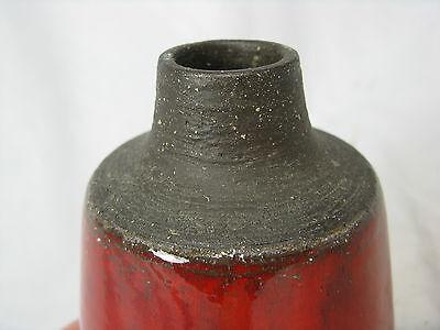 60´s Design Bückeburg Fürst Adolf Werkstätten Keramik pottery Vase 88  1182 / 1