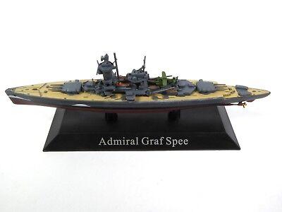 Admiral Hipper 1937-1:1250 Navire de guerre IXO Croiseur lourd militaire WS16