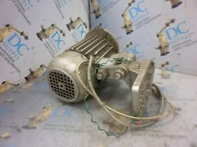 Quick Rotan  Synchro 6040 4000/Min 190-240 V 600 W 1 Ph 5.5 A Synchro Motor #6 6