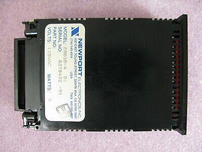 *NEW* Newport 2003B-4 D1 Digital Panel Voltmeter 2