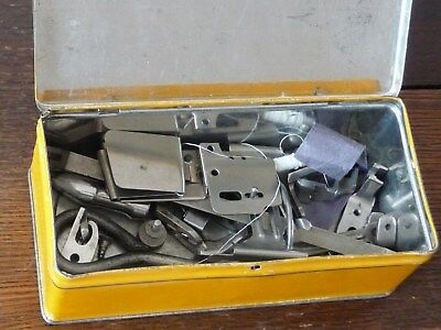 antike Dürkopp Schwingschiffchen Nähmaschine, Kl. 4, versenkbar,mit Untergestell