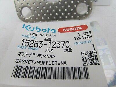 15263-12370 D1005 Exhaust Muffler Gasket For Kubota D905 D1105
