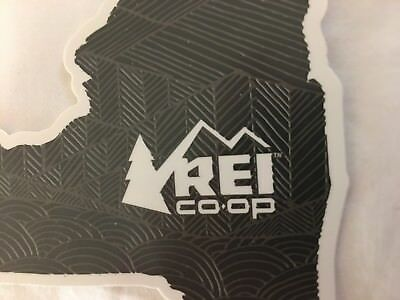 REI Co-op State Sticker #REILOVE TN Coop Gift Hike Decal Tennessee