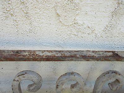 Antique Victorian Iron Gate Window Garden Fence Architectural Salvage Door #635 5