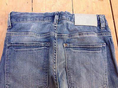 H&M Boys Skinny/Slim Stretch Jeans - Dark Blue Denim - Size 10-11 4