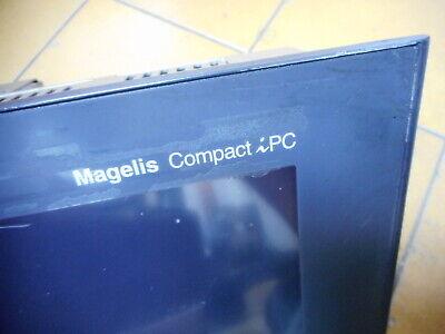 "SCHNEIDER MAGELIS COMPACT iPC -- 12"" COLOR Panel Mount  MPCKT22NAX20N  PLC HMI 4"