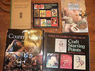 Painting as a Pastime by Winston S Churchill & 25 other arts & crafts books 5