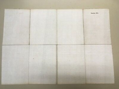 Imperial Russia / Livland/Latvia/Estonia/ Der Wendensche Kreis 1798 /ORIGINAL! 8