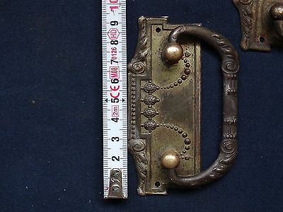 lot vintage Iron furniture handles 6 pcs handles for cabinets 9
