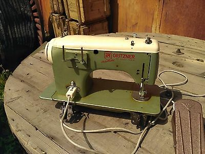VINTAGE GRITZNER SEWING Machine 4040 PicClick Custom Gritzner Sewing Machine Price