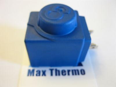 230 volt HF2 CASTEL SOLENOID VALVE COIL 9300/RA6 REPLACE HM2 9100/RA6 6