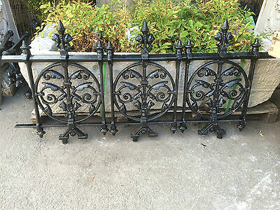 Cast Iron Railings Arboretum Terrace Railings Cast Railing Fence Railing 4