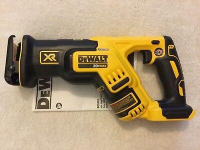 New Dewalt DCS367B 20V 20 Volt Max XR Brushless Variable Speed Reciprocating Saw 5