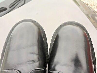 Dr Martens 1462 black leather shoes UK 10.5 EU 45.5 Made in England 7