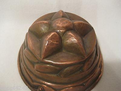 ++ kleinere alte  schöne Kupfer Backform Kupferform   ++Hhj 5