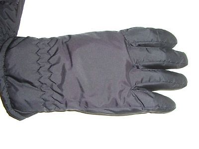 Isotoner Signature Ultradry Sports Gloves Black Mens M//L New