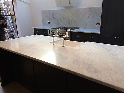 Brand New Dark Grey Quartz Worktop Quartz Kitchen Worktops Handmade