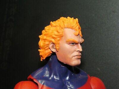 HEAD ONLY Marvel Legends Custom painted Head X-men Ahab
