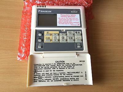 Daikin Air Conditioning Instructions Brc1d52 | Sante Blog