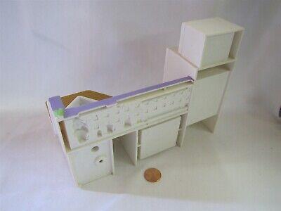 Fisher Price Loving Family Dollhouse KITCHEN UNIT Stove Oven Microwave Fridge #2