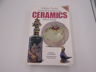 ANTIQUE TRADER CERAMICS AND PORCELAIN 4th(2003) and 6th(2009)  PRICE GUIDES 2