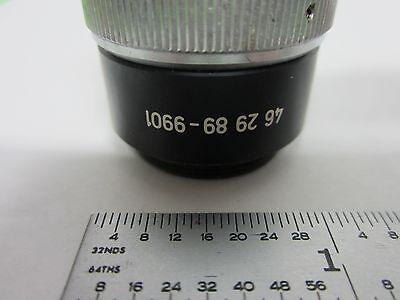 Microscope Objective Zeiss Allemagne Ld-Epiplan 4x Long la Optiques Bin #P4-98 5