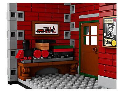 LEGO® 71044 Disney Zug mit Bahnhof inkl. PowerUp I NEU OVP I BLITZVERSAND 10