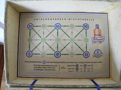 Kulzer & Co Palapont Mischfarben Kasten aus der Zahnheilkunde 3