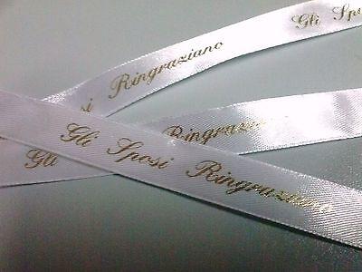 50 Wedding bags personalizzate sacchetti bomboniere Ares 97 cm18 + OMAGGI 3